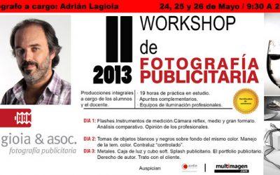 Volvemos a C. Rivadavia con el II Workshop de Fotografía de Producto