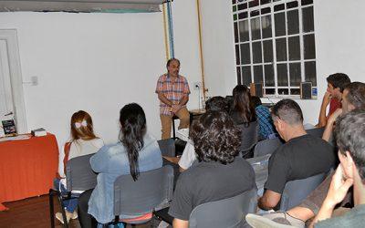 GRATA RECEPCIÓN DE LOS INTEGRANTES DE LA ESCUELA NOVA A MI LIBRO FOLDER PUBLICITARIO